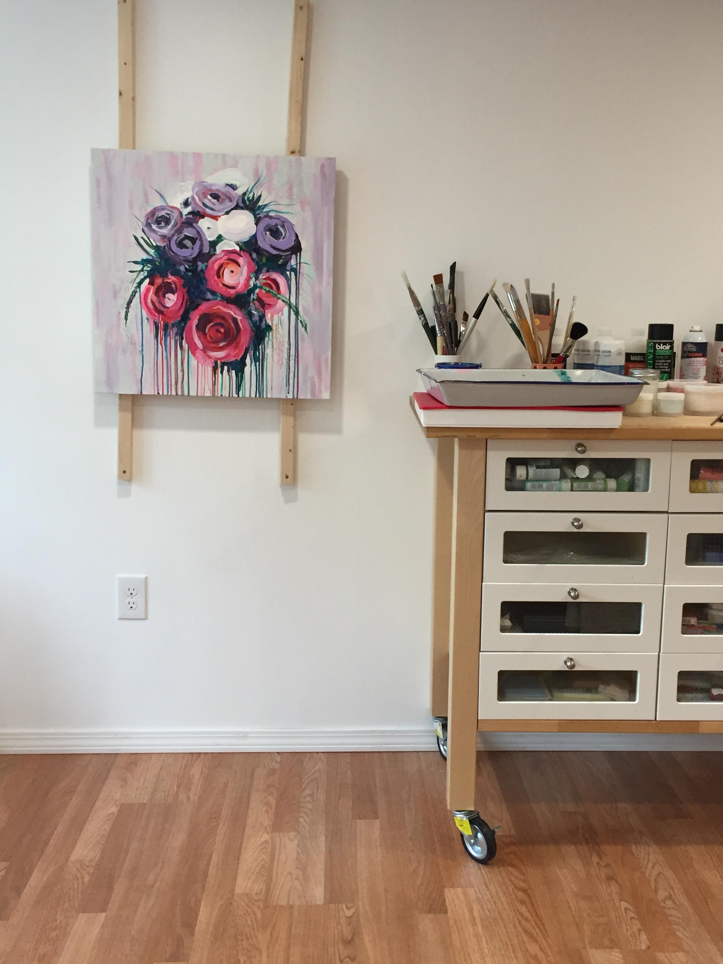 megan carty art studio