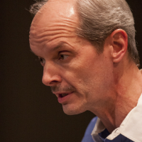 Mark Ulrich as Ted Baker