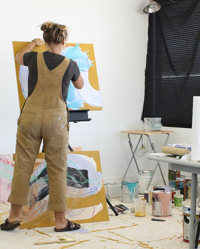 We have a new artist residency opportunity at Still Life Studio! This one has a very fast turn around but I'm hoping more will follow. If you are a Maine artist looking for a week of dedicated time to work on your craft, and you're available to be on site the last week of August, please read through the description and apply. Last day to apply is July 27th. #artistresidency #artstudio #portlandmaine