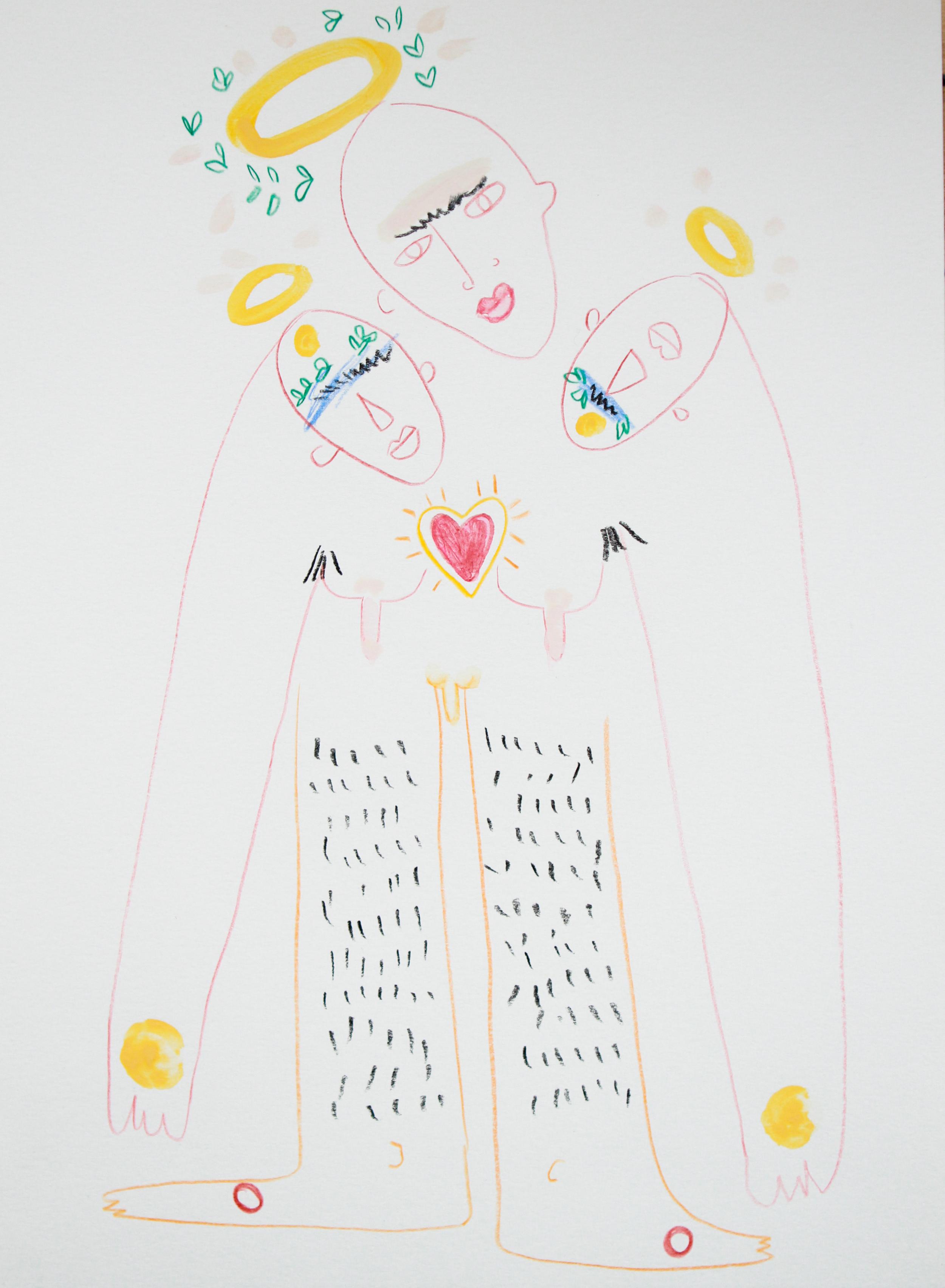 Marie Ségolène C. Brault,  Untitled , 2015