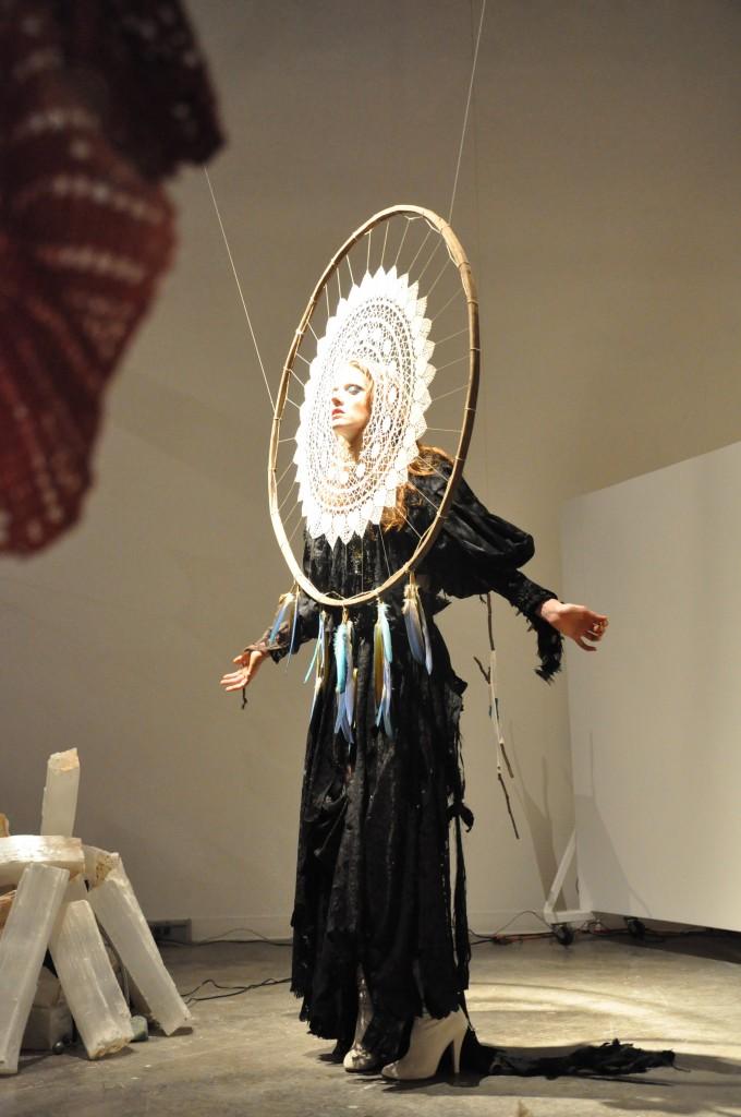Supernatural Conductor performance at The Contemporary, Atlanta, GA