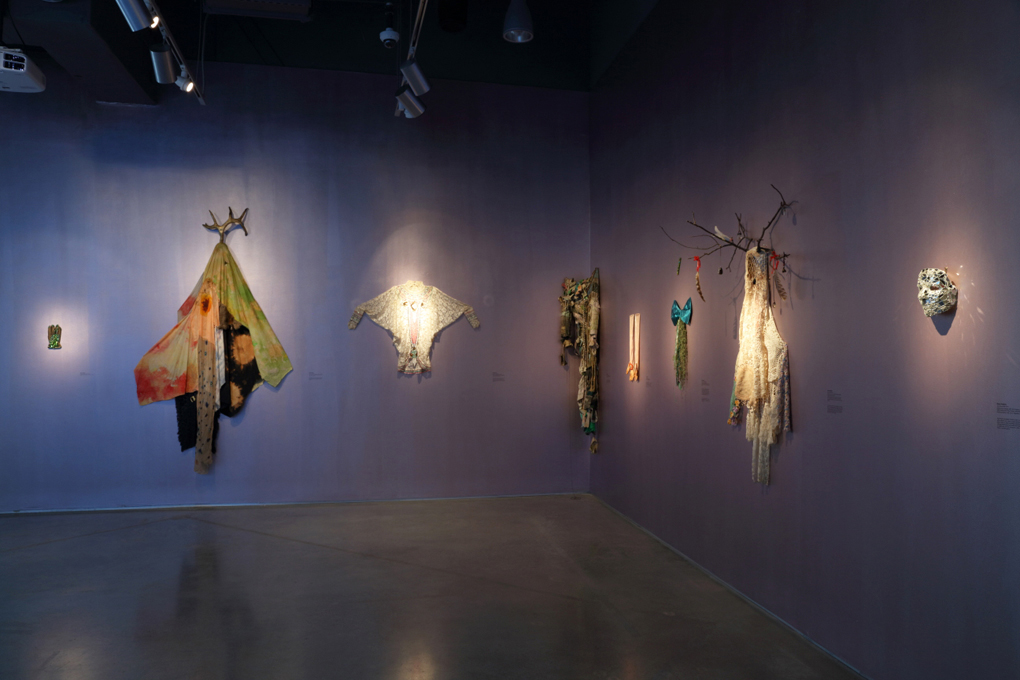 Culture Creatures installation at Zuckerman Museum, Kennesaw, GA photo: Mike Jensen