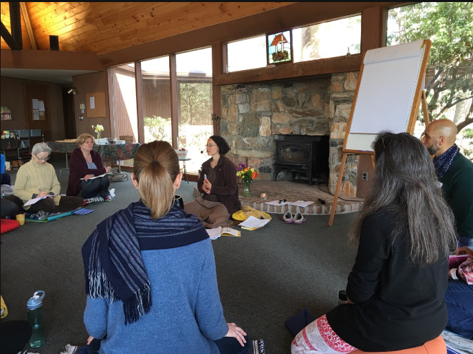 2018 Spring Retreat - Wellspring Conference Center