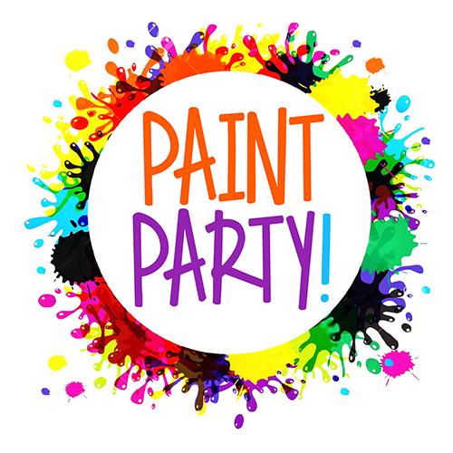 Book a Paint Party!