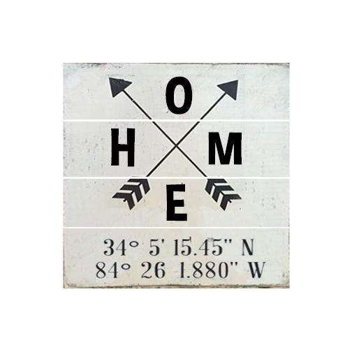 The Way Home  board - 16x16 (google your home's coordinates and send them along!)