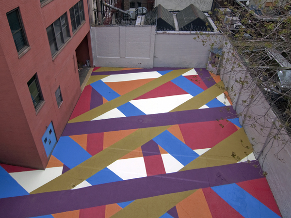 Paintings for Satellites/Lodge 441