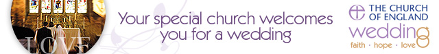 Click the image to take you to more information about Church of England Weddings