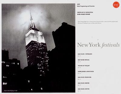 New York Radio Festival