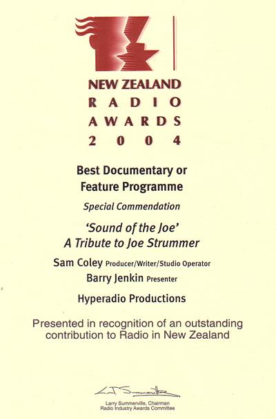 NZ Radio Awards