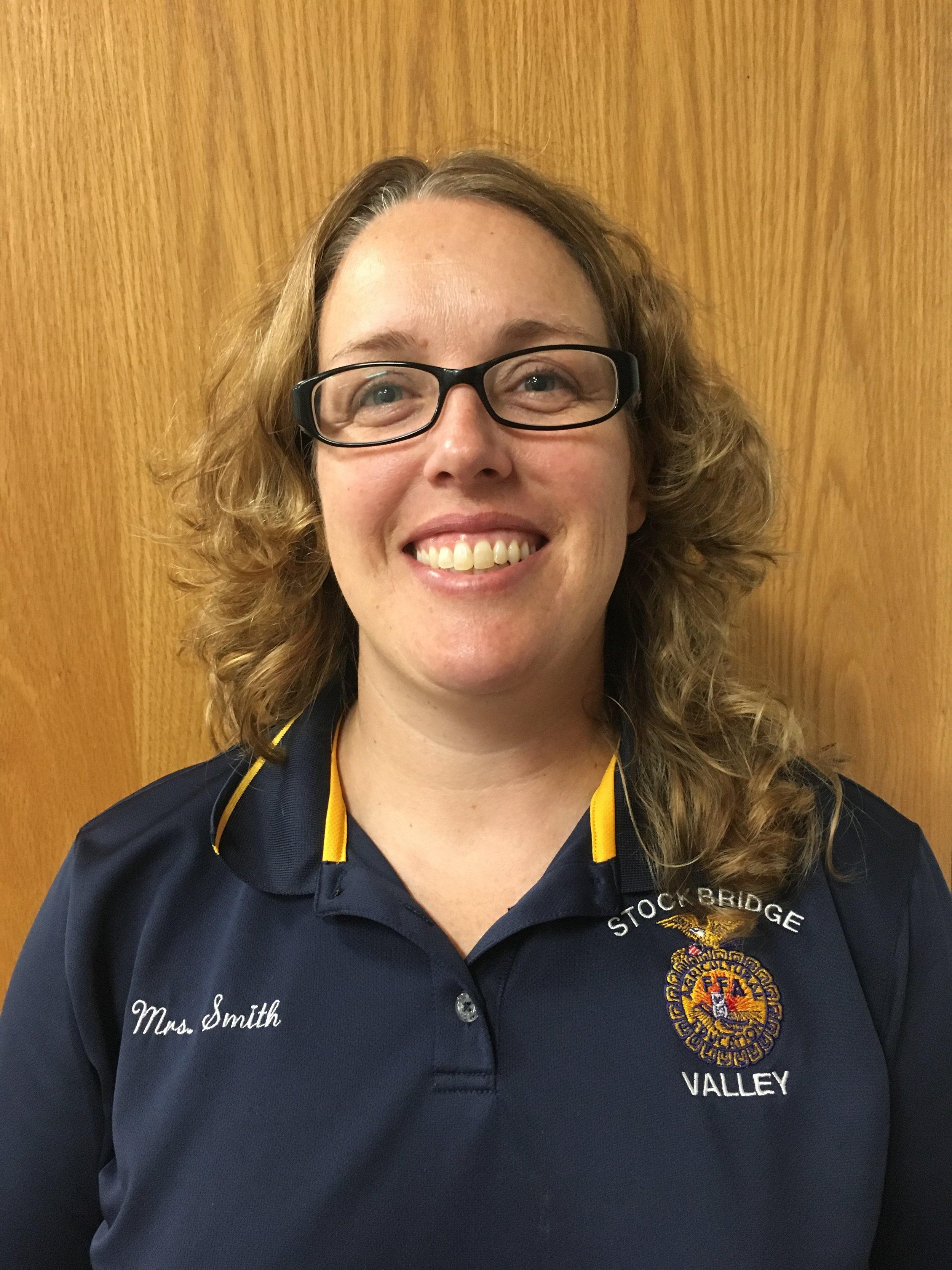 FFA and SAE- Stockbridge Valley Central School:   Erin Smith