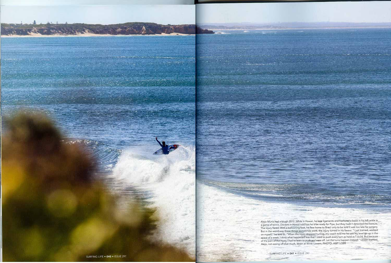 Australian Surfing Life Magazine, Issue 297, June 2013
