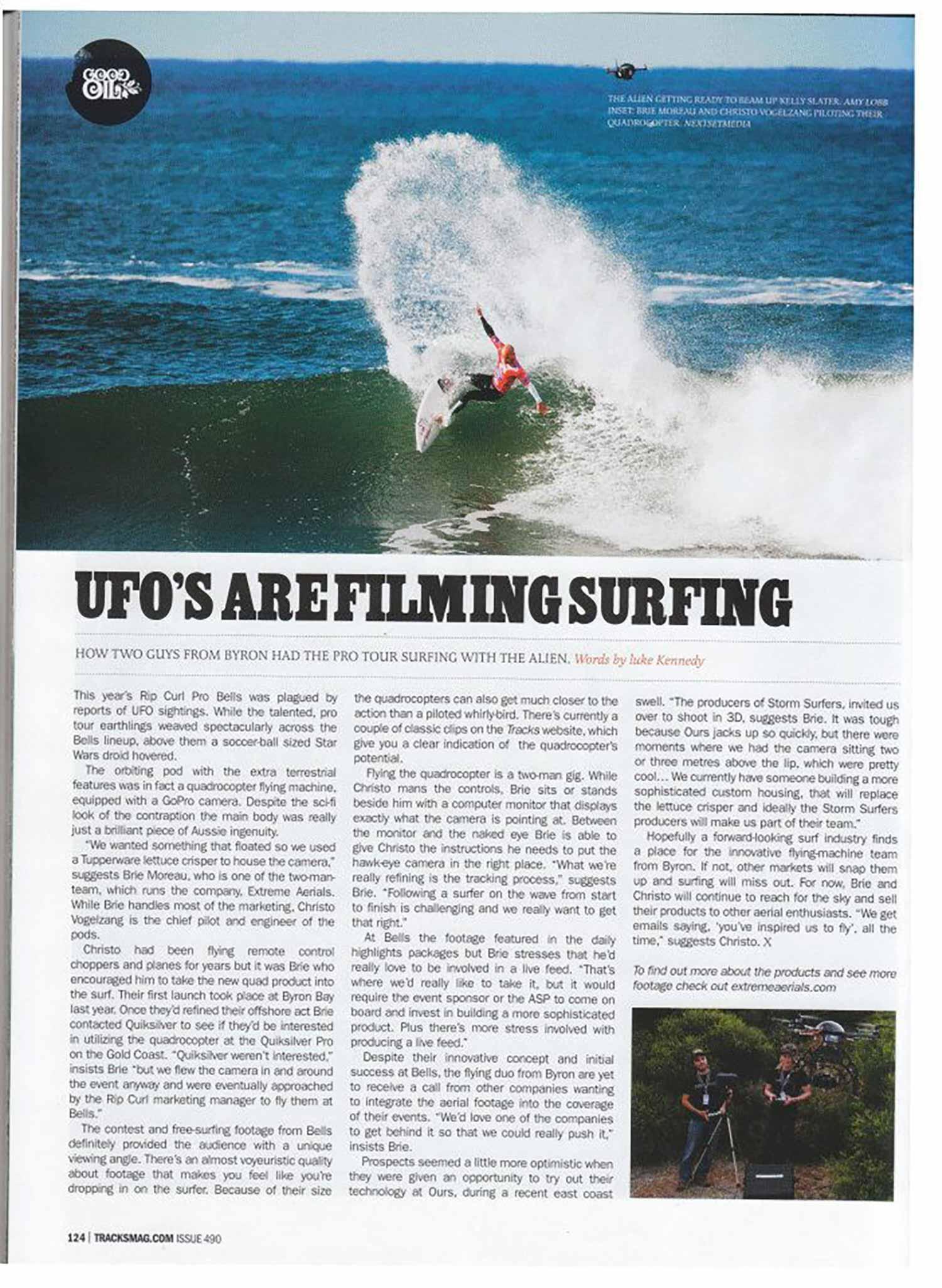 Tracks Magazine, Issue 490, July 2011