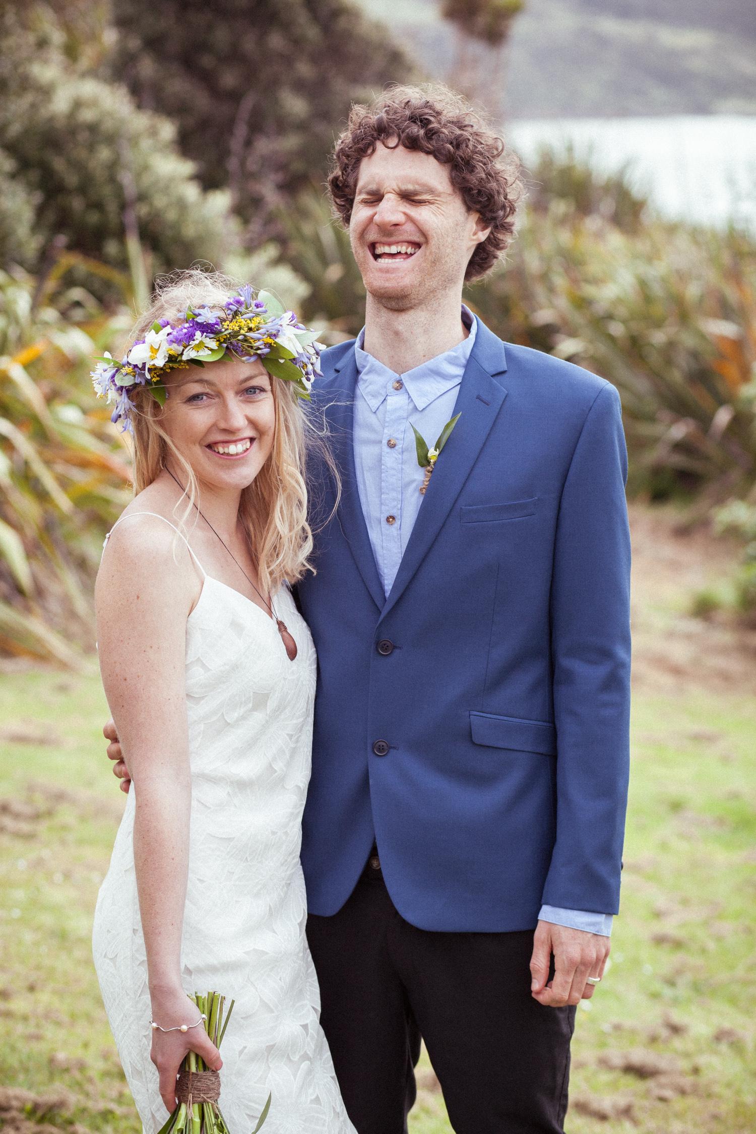 Tracey and Eddie - Raglan Wedding