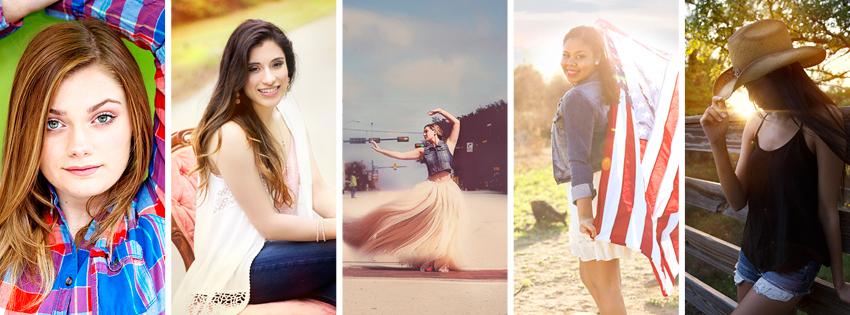 Customized Senior Photography