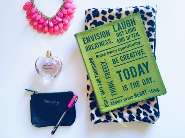 Get the green Be Creative journal at  Books-A-Million  or on  Amazon