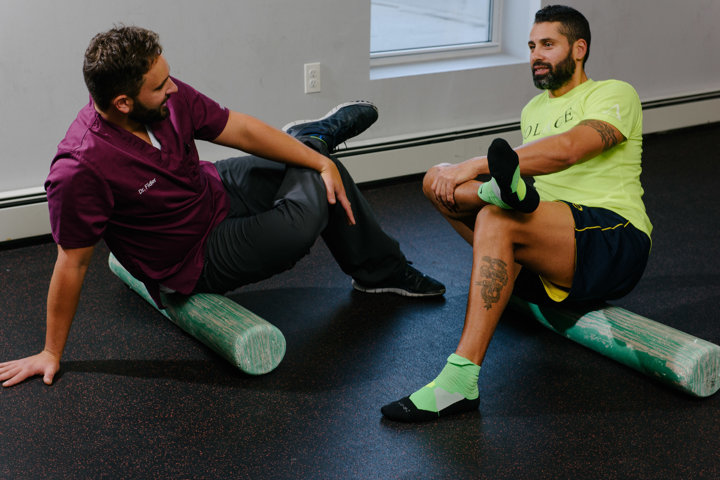 Physical Therapy with Dr. Fidler in Brooklyn