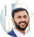 Harsh Mody  Chief Executive Officer  •Identified over $1 billion of fraud using fraud detection  •Executive MBA Columbia University