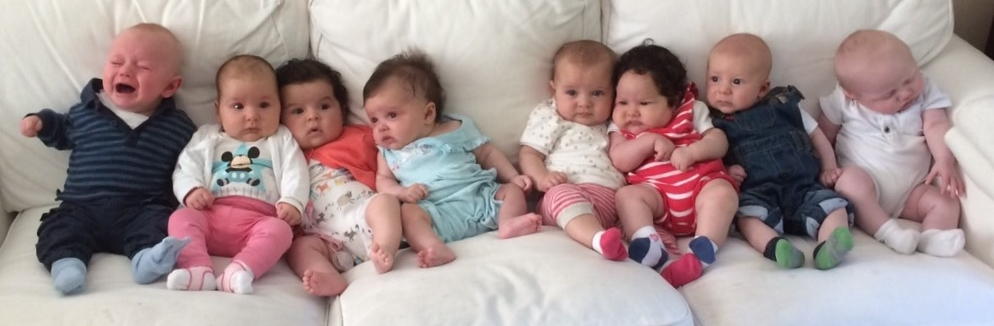NCT babies 3 months