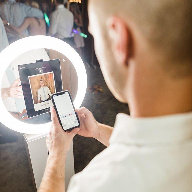 Take a picture, it lasts longer. 😉 📷 @loeken_photos #photoboothalabamawedding #alabamaweddingplanner  #alabamaweddingphotographer