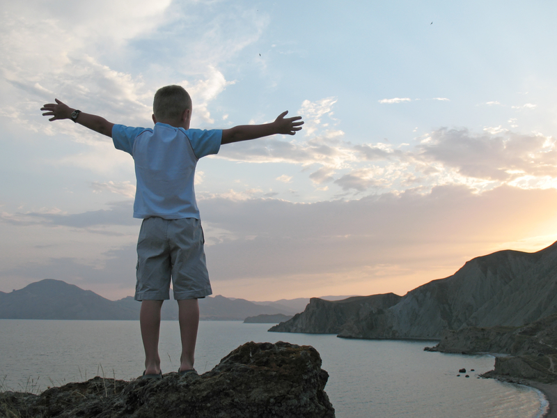 Mindfulness, body awareness and spirituality can help you reconnect with yourself in the here and now and re-experience the simple, child-like joy of being alive. -