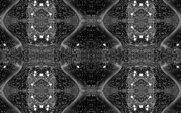 Marrakesh Sequin Grey