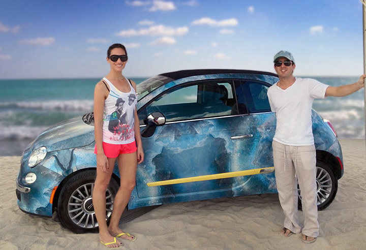 ©2013 EDGE Collections Phoebe and Carl Clam Bake Fiat.jpg