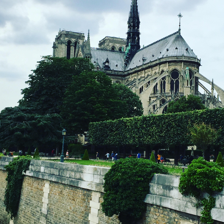 Cathedral Notre-Dame En Paris