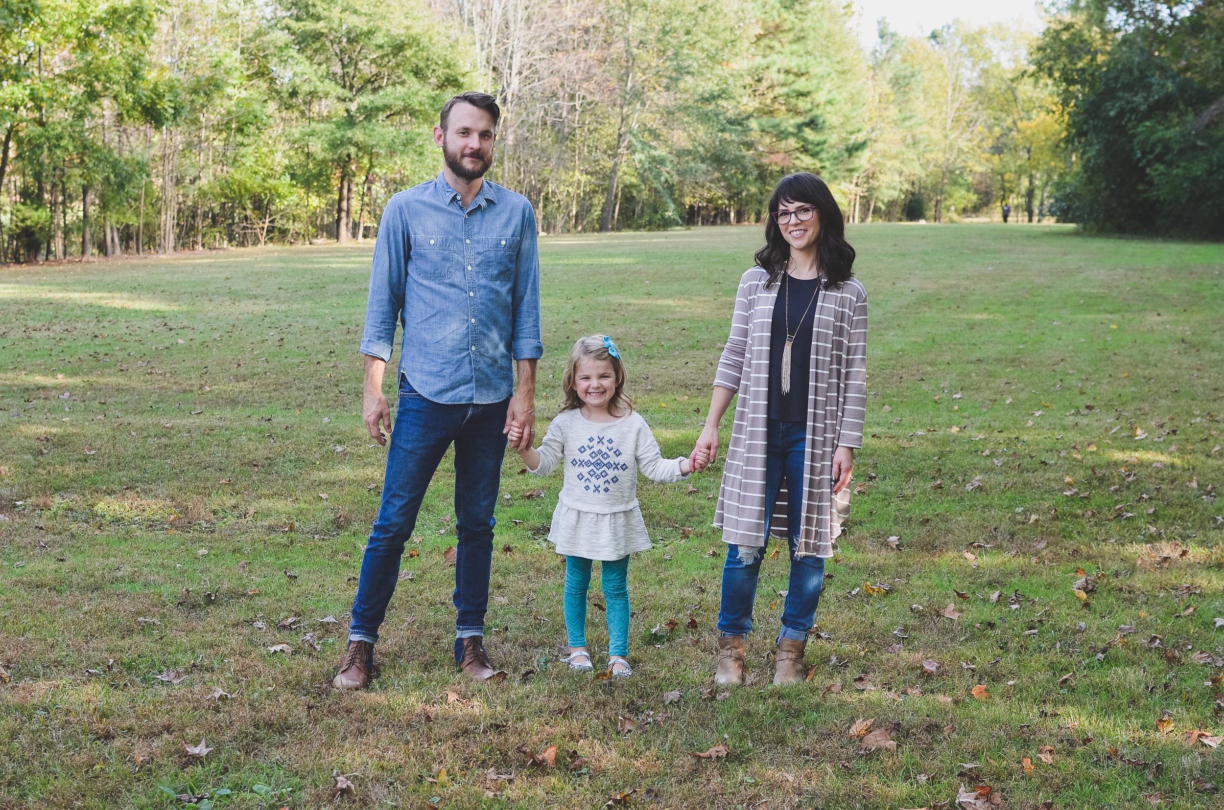 Azalea and family