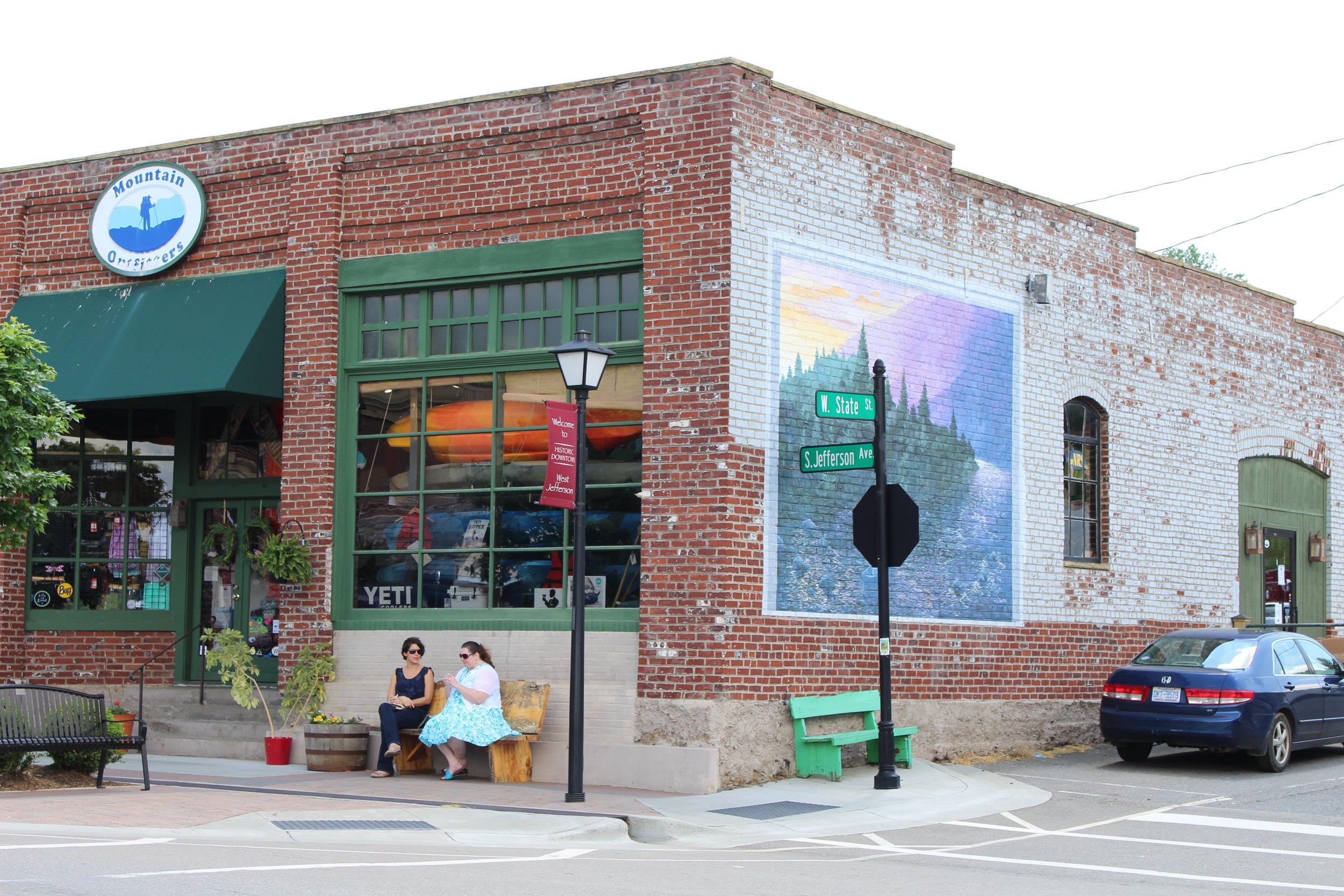 Charming Downtown West Jefferson