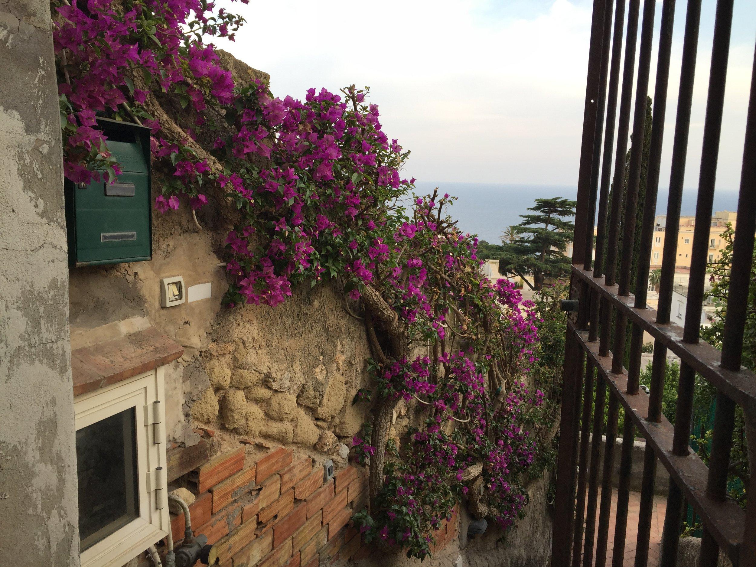 Mail box in Capri Italy