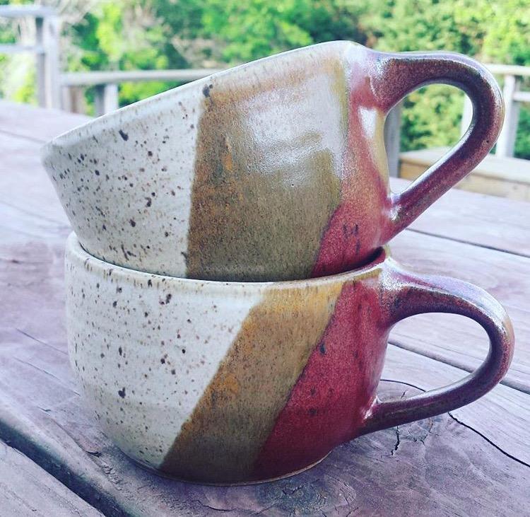 Melissa Poillot-Micca's Pottery