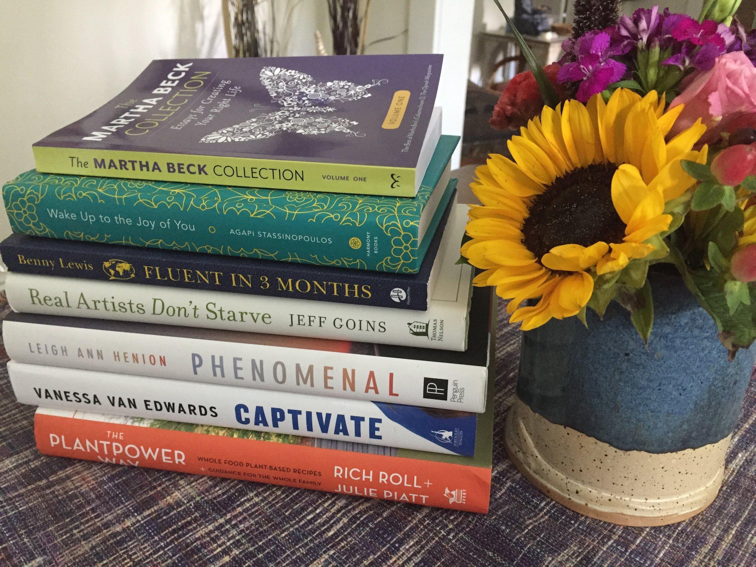 Yoke and Abundance Fall Reading List