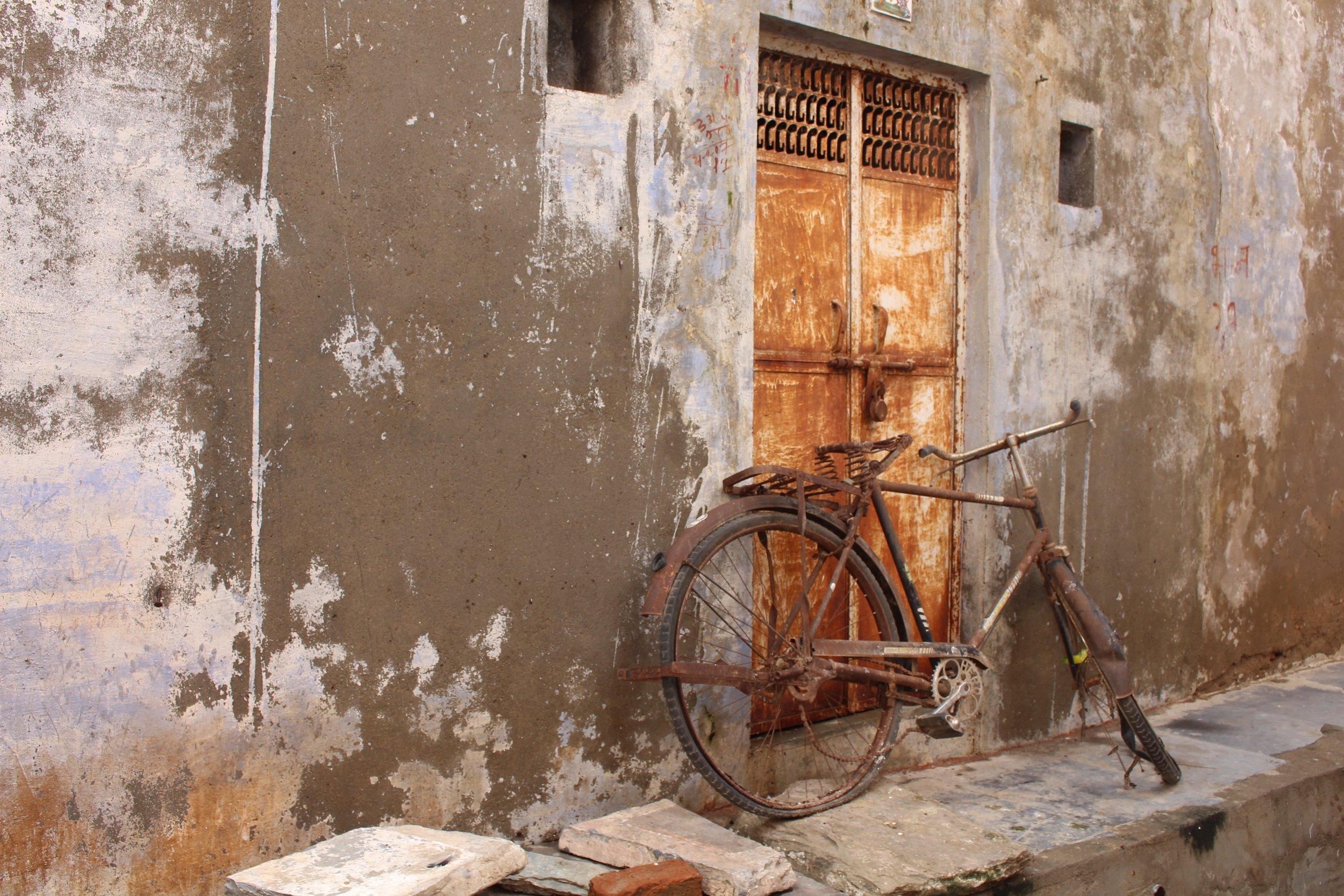 Bike in Udaipur
