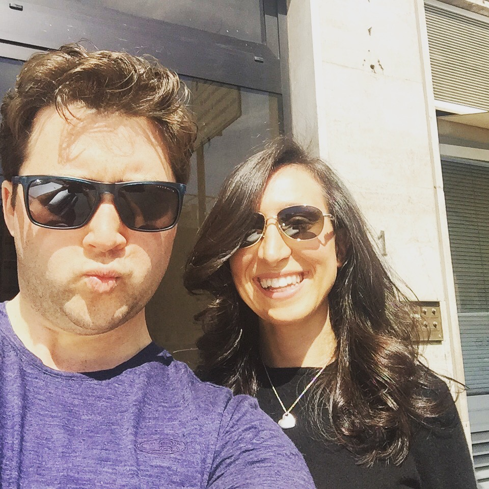 Danielle and Ryan forrest