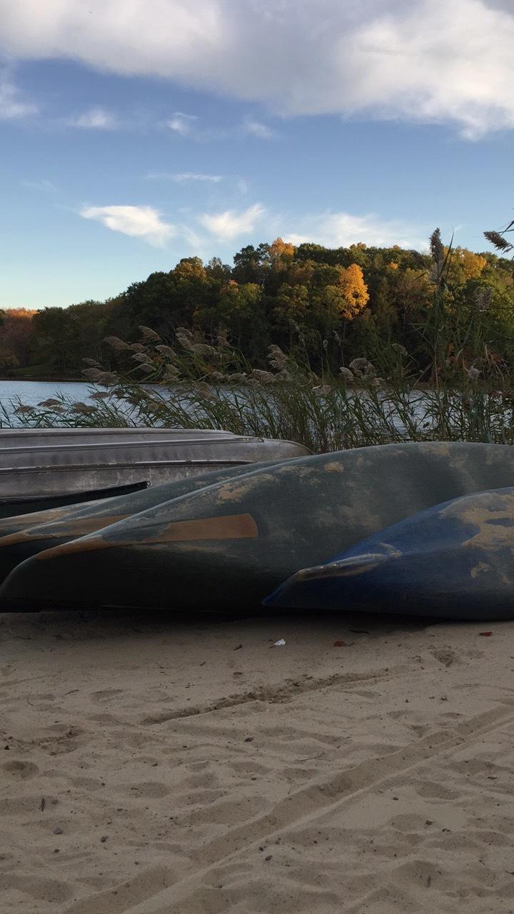 Omega's Lake in Rhinebeck NY