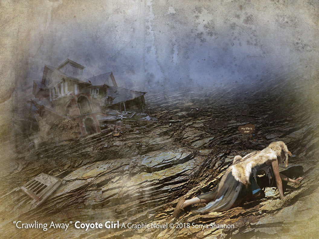 Coyote-Girl-By-Sonya-Shannon-Crawling-Away.jpg