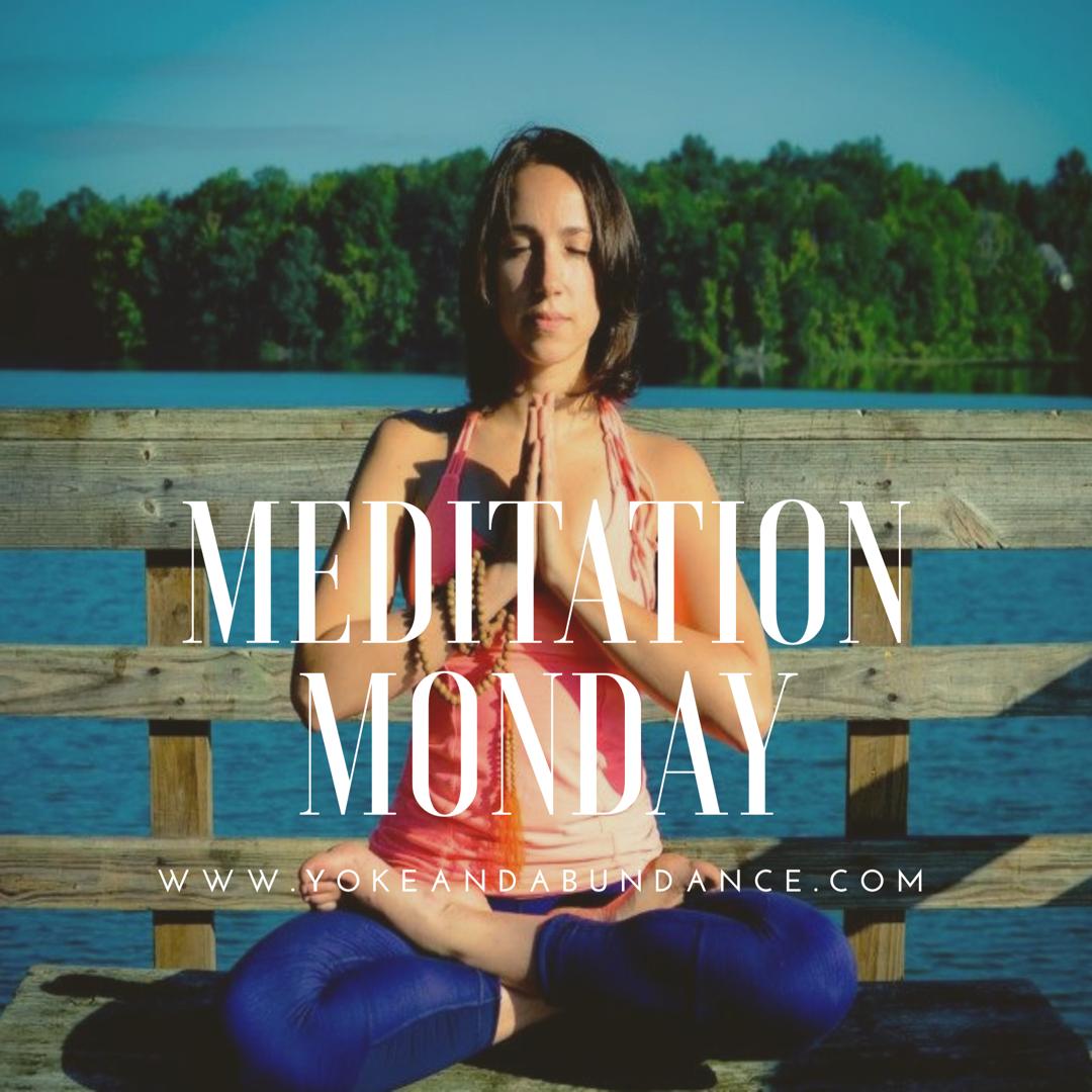 Meditation Monday: Body Scan
