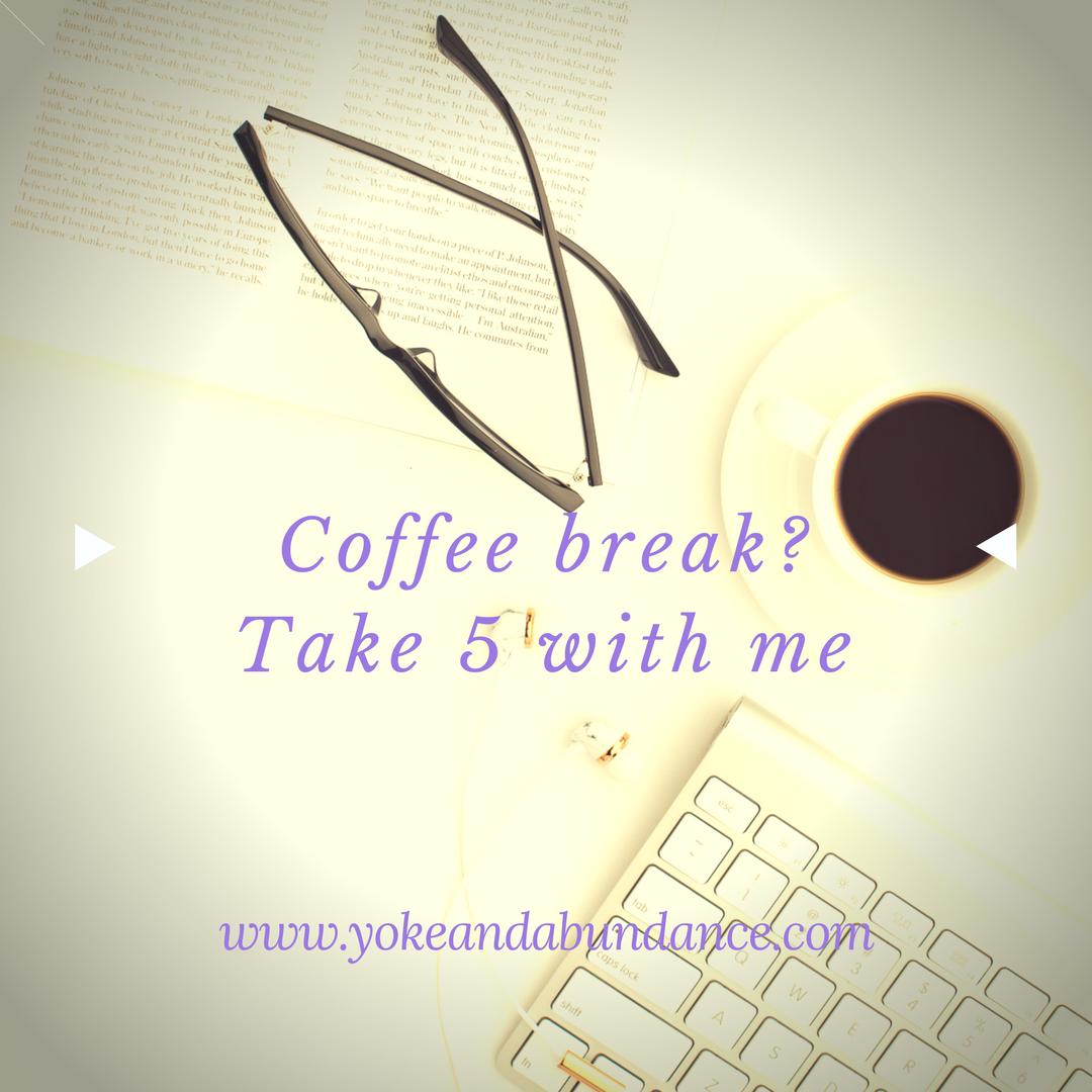 Coffee Break 03.09.18