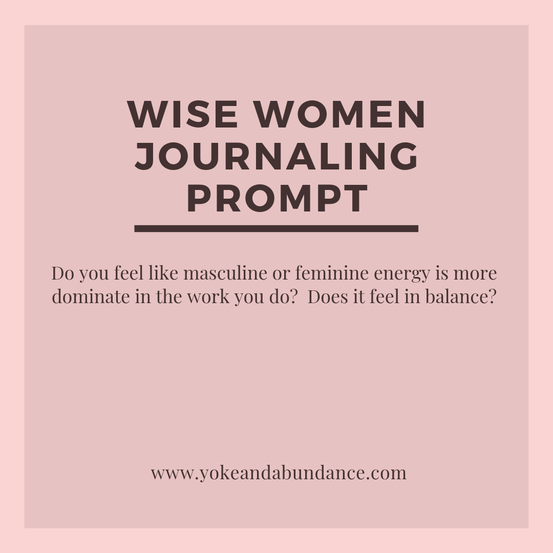 Women with masculine energy  Is Masculine or Feminine Energy