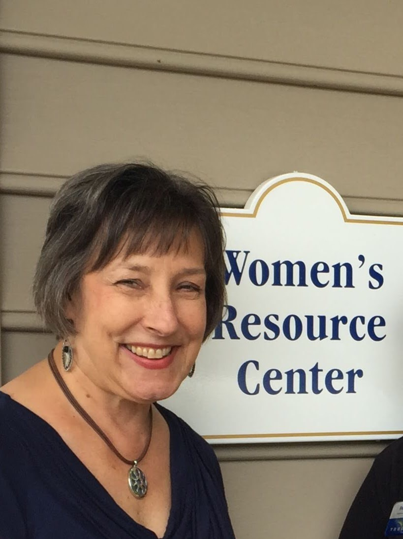 Susan at the Women's Resource Center.JPG