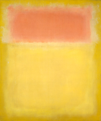 Mark Rothko, Untitled, 1951, oil on canvas.