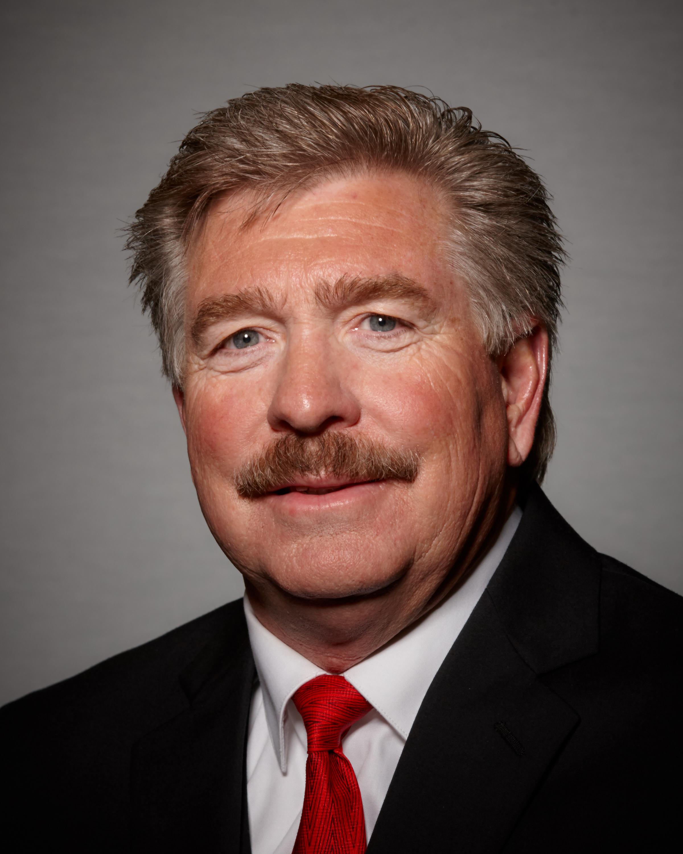 Commissioner Ted Seaman