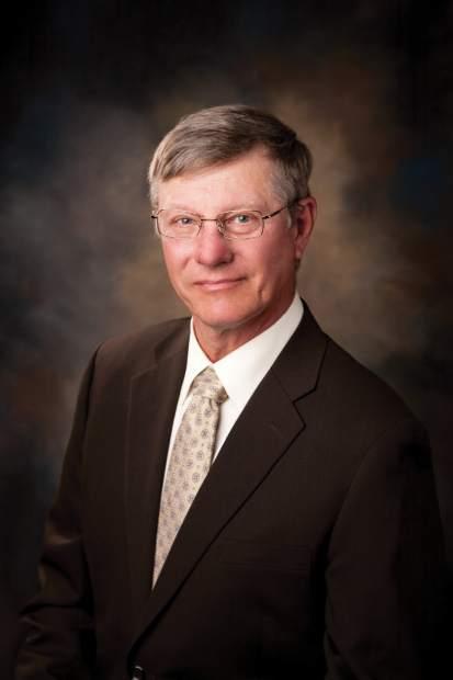 Commissioner Robert Heidgerken