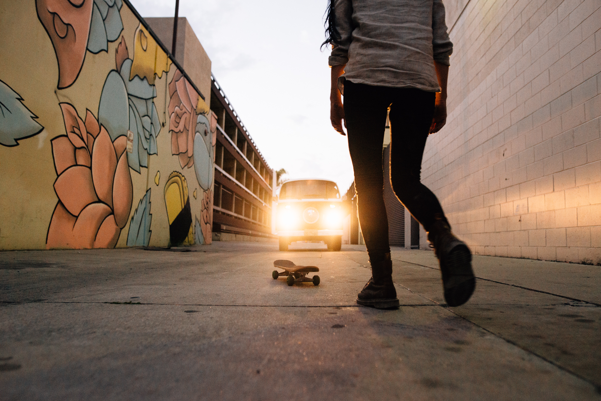 ©Isaiah & Taylor Photography - Los Angeles Photographer - Volkswagen VW Bus Engagement-25.jpg