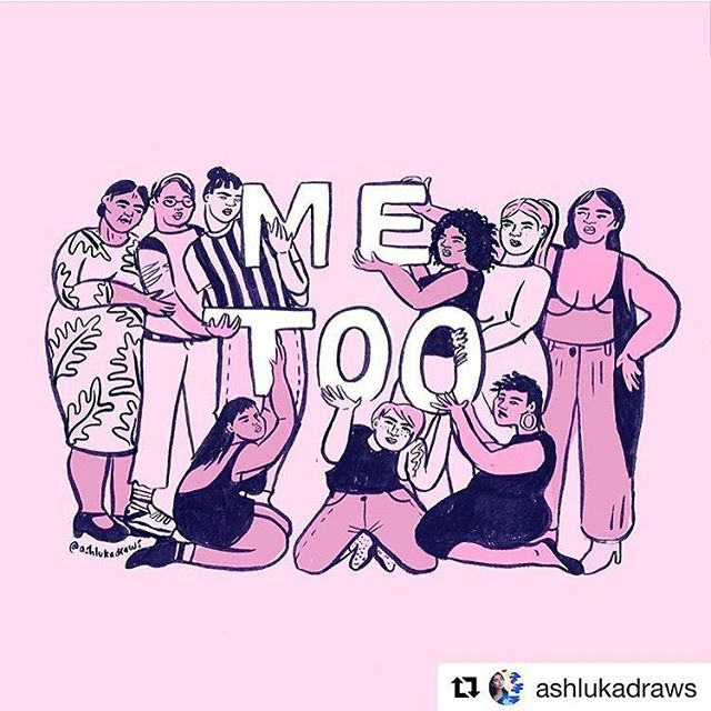 Yeah... us too #metoo ❤️