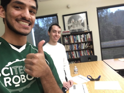 Potomac School Judges Preparation