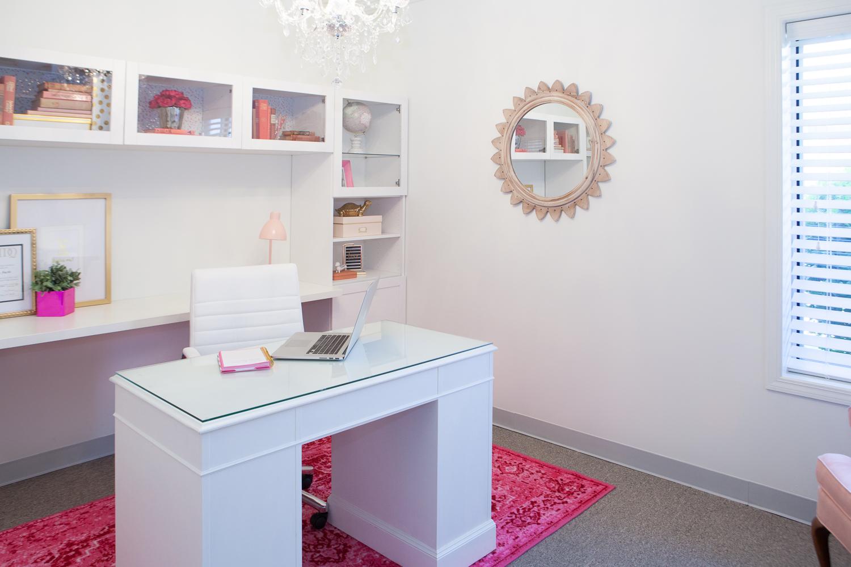 My favorite room - appropriately, so!