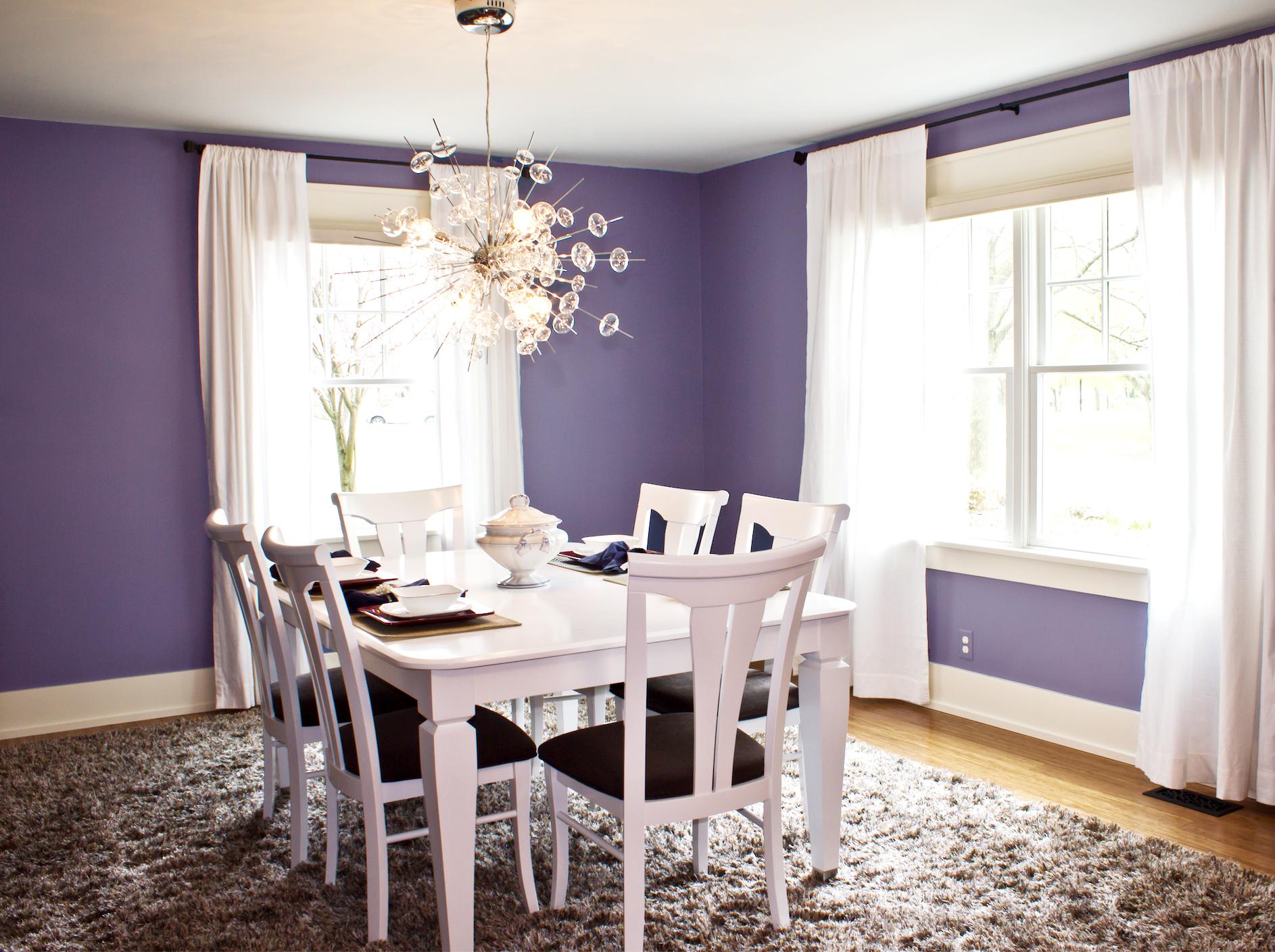 Pantone Color of the Year 2018 Fuchsia Design Interior Design