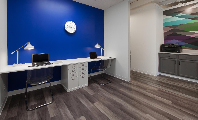Fuchsia Design Team Office