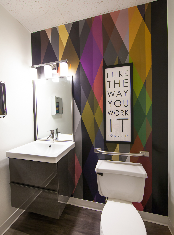 Fuchsia Design Office Renovation - Grand Rapids, MI